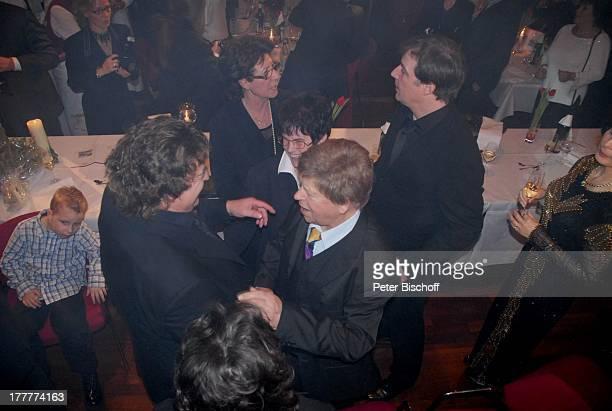 "Tony Marshall , Geburtstagsgäste, Presse, †berraschungs-Geburtstags-Party zum 70. Geburtstag von Tony Marshall, ""Kurhaus Baden-Baden"",..."