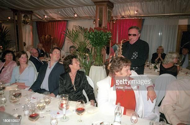 Tony Marshall Pete Tex Gaby Marshall Marc Mashall und dessen Ehefrau Annette Nachfeier zum 40 Hochzeitstag von T o n y M a r s h a l l Hotel...