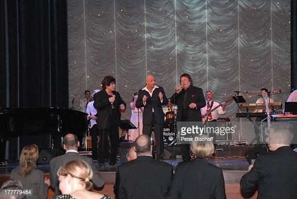 "Tony Marshall, Sohn Pascal Hilger, Ricky Shayne , Geburtstags-Party zum 70. Geburtstag von T O N Y M A R S H A L L, ""Kurhaus Baden-Baden"",..."