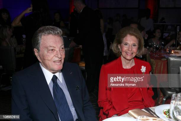 Tony Martin and Cyd Charisse during Day Night Party Inside at Hollywood and Highland in Hollywood California United States