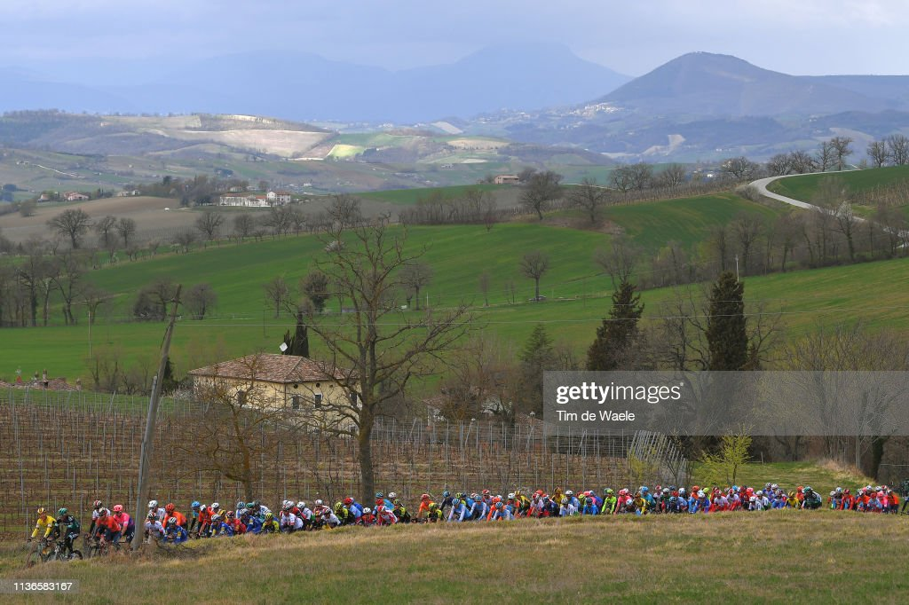 ITA: 54th Tirreno-Adriatico 2019 - Stage 6