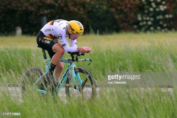 Tony Martin of Germany and Team Jumbo-Visma / during the 73rd Tour de Romandie 2019, Stage 5 a 16,9km Individual Time Trial from Genève to Genève /...