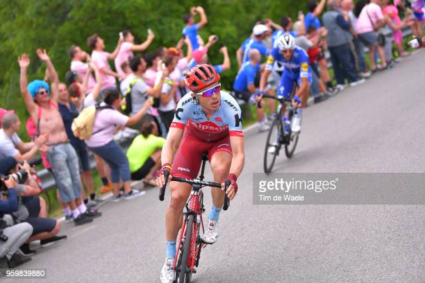 Tony Martin of Germany and Team Katusha-Alpecin / during the 101st Tour of Italy 2018, Stage 13 a 180km stage from Ferrara to Nervesa Della Battaglia...