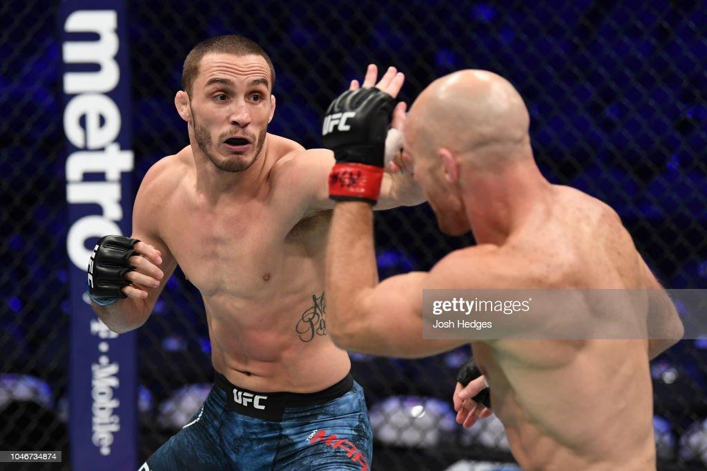 UFC 229: LaFlare v Martin : News Photo