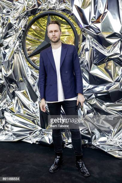 Tony Maticevski attends the NGV Triennial Opening Night at NGV International on December 13 2017 in Melbourne Australia