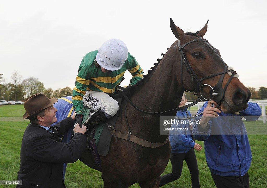 Towcester Races : News Photo