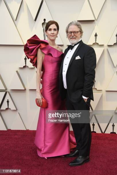 Tony McNamara attends the 91st Annual Academy Awards at Hollywood and Highland on February 24 2019 in Hollywood California