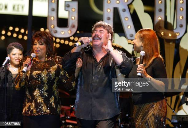 Tony Orlando and Dawn during Tony Orlando and Dawn Perform at the 3rd Annual Super Concert Series at the Grove Show at The Grove in Los Angeles...
