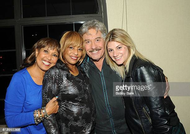 Tony Orlando and Dawn Joyce Vincent WilsonTelma Hopkins and Jax from American Idol attends 2016 Chiller Theatre Expo Day 1 at Parsippany Hilton on...