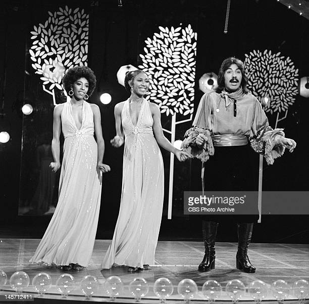 DAWN Tony Orlando and Dawn perform Image dated December 15 1974