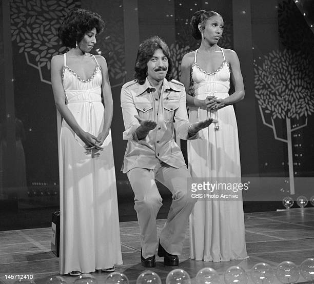 DAWN Tony Orlando and Dawn perform Image dated December 22 1974