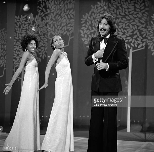 DAWN Tony Orlando and Dawn perform Image dated November 26 1974