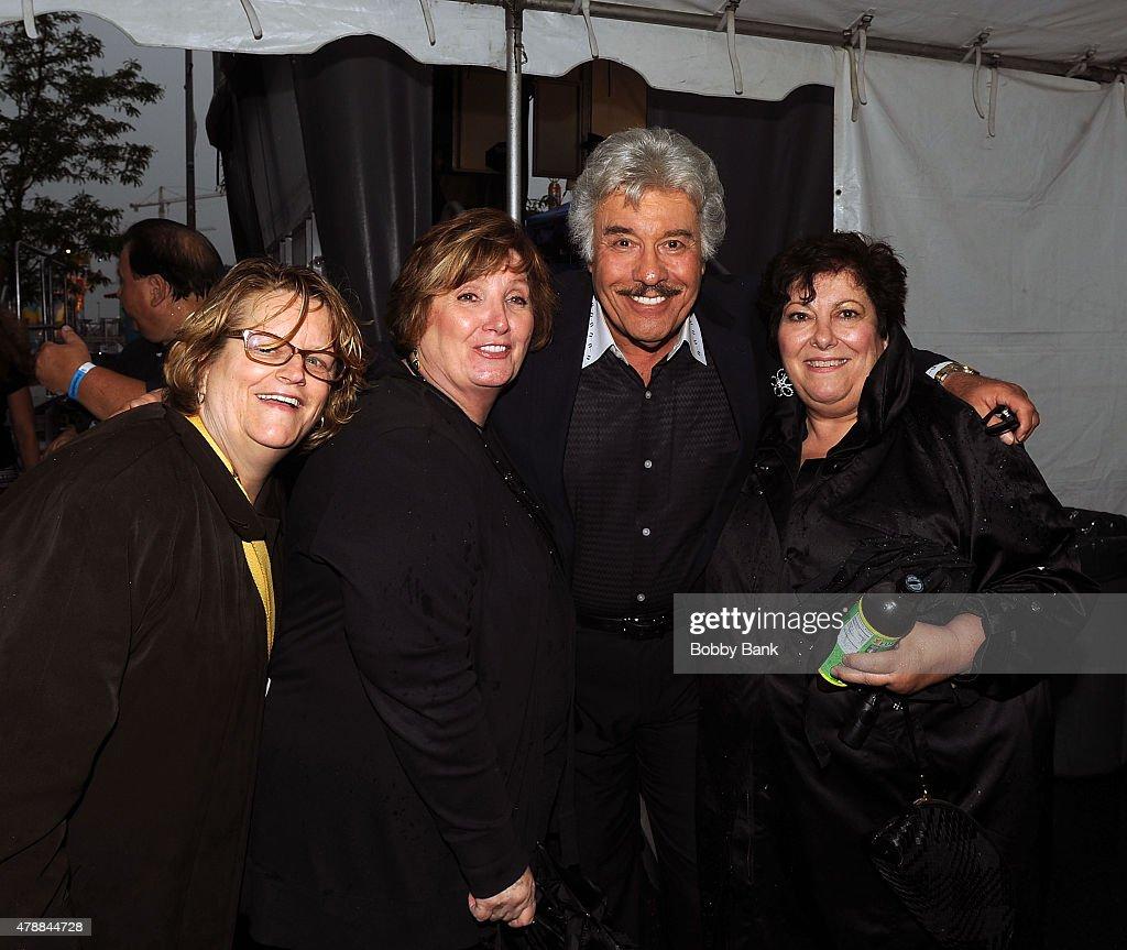 Cousin Brucie's 3rd Annual Palisades Park Reunion Show : News Photo