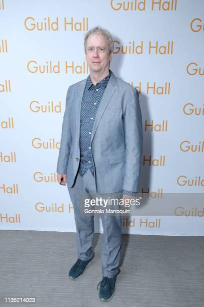Tony Oursler attends the Guild Hall Academy Of The Arts 34th Annual Achievement Awards Dinner at The Rainbow Room on March 11 2019 in New York City