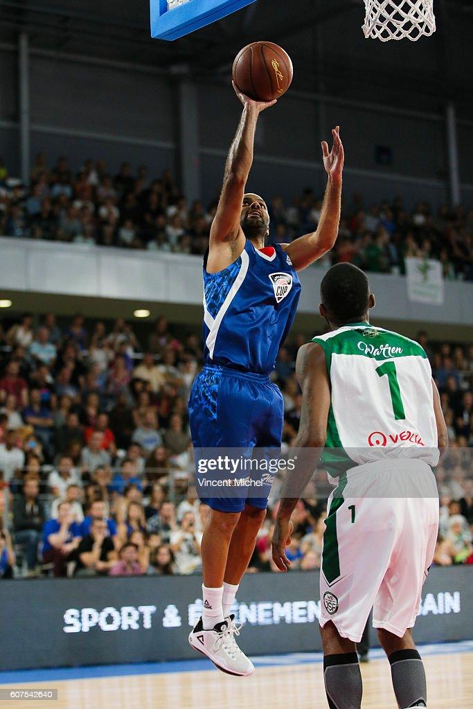Appart City Cup - Basket Ball : News Photo