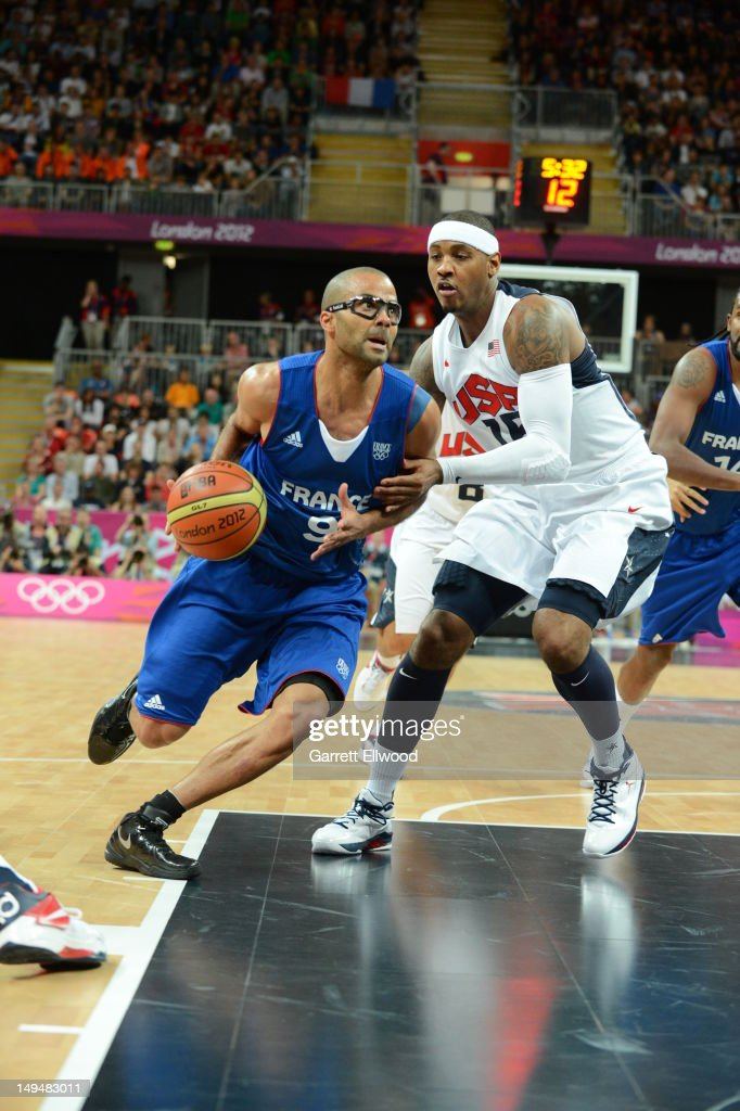 Olympics Day 2 - Basketball