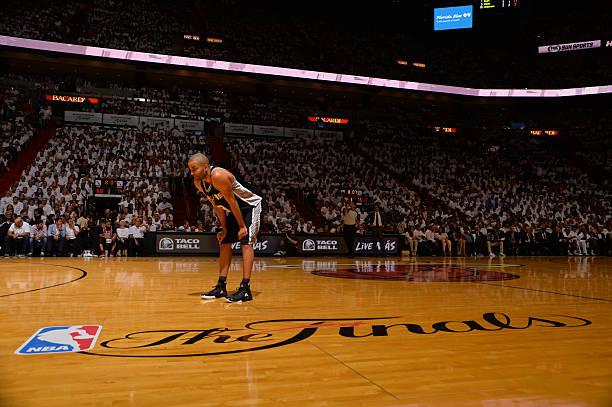 2014 NBA Finals - Game Three