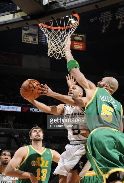 Fotos e imágenes de Utah Jazz v San Antonio Spurs | Getty ...