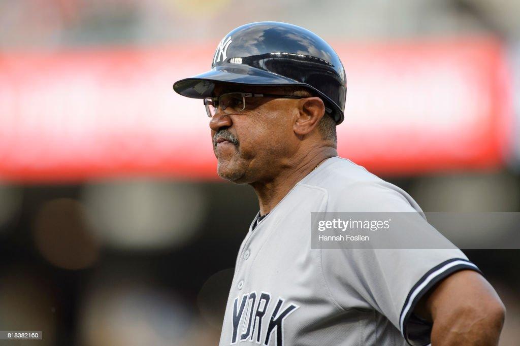 New York Yankees v Minnesota Twins : News Photo