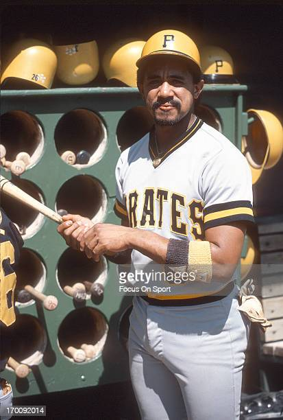 Tony Pena of the Pittsburgh Pirates smiles in this portrait before the start of a Major League Baseball game circa 1986. Pena played for the Pirates...