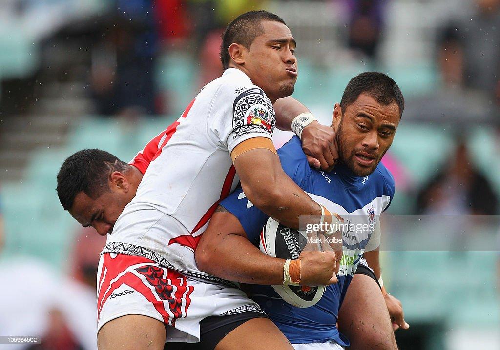 Tonga v Samoa