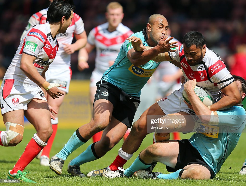 London Broncos v St Helens - Super League