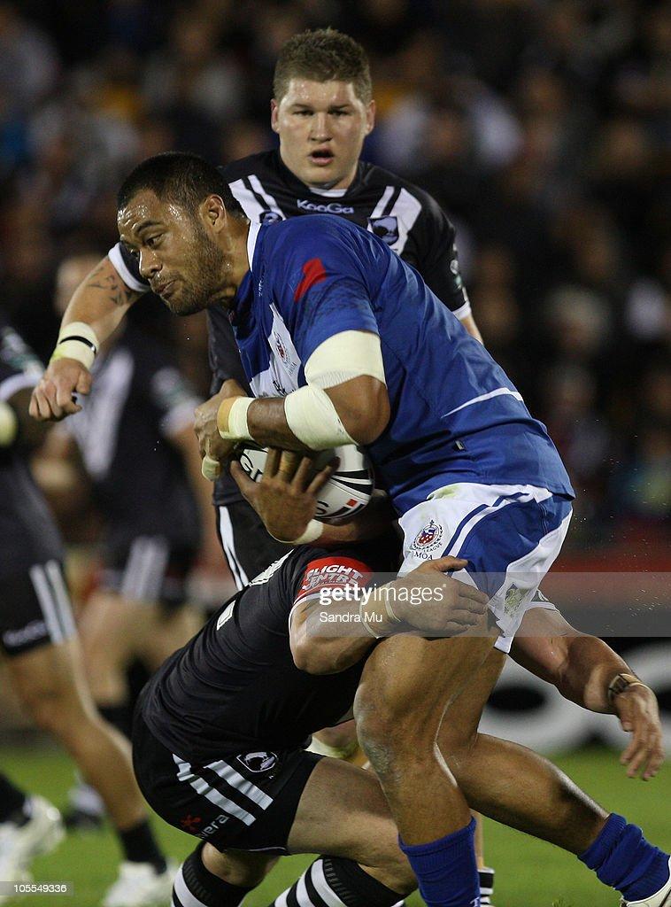 New Zealand Kiwis v Samoa