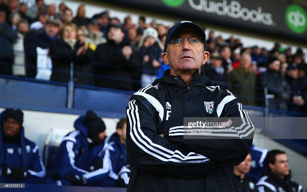 West Bromwich Albion v Hull City - Premier League : News Photo
