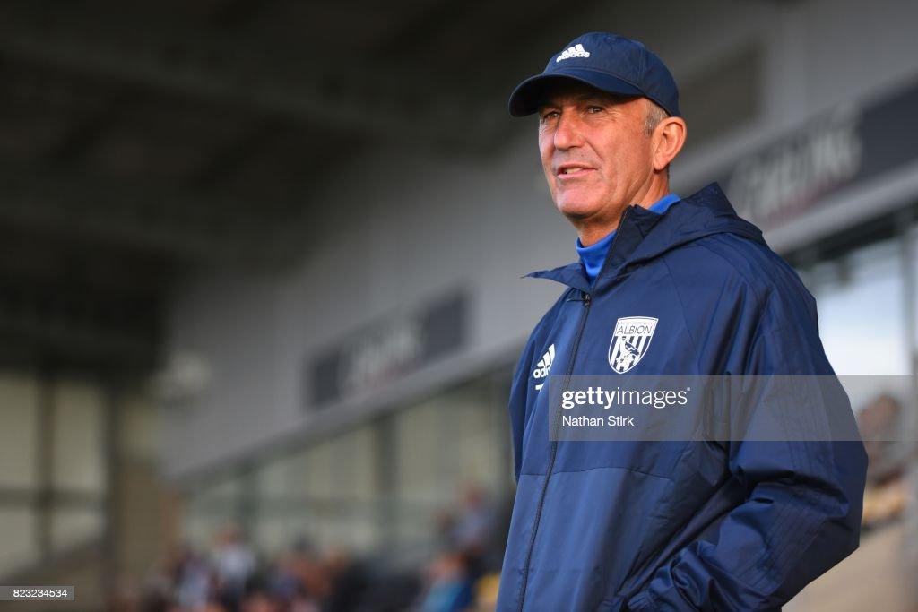 Burton Albion v West Bromwich Albion - Pre Season Friendly