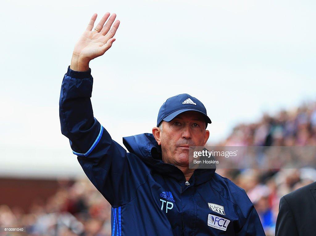 Stoke City v West Bromwich Albion - Premier League