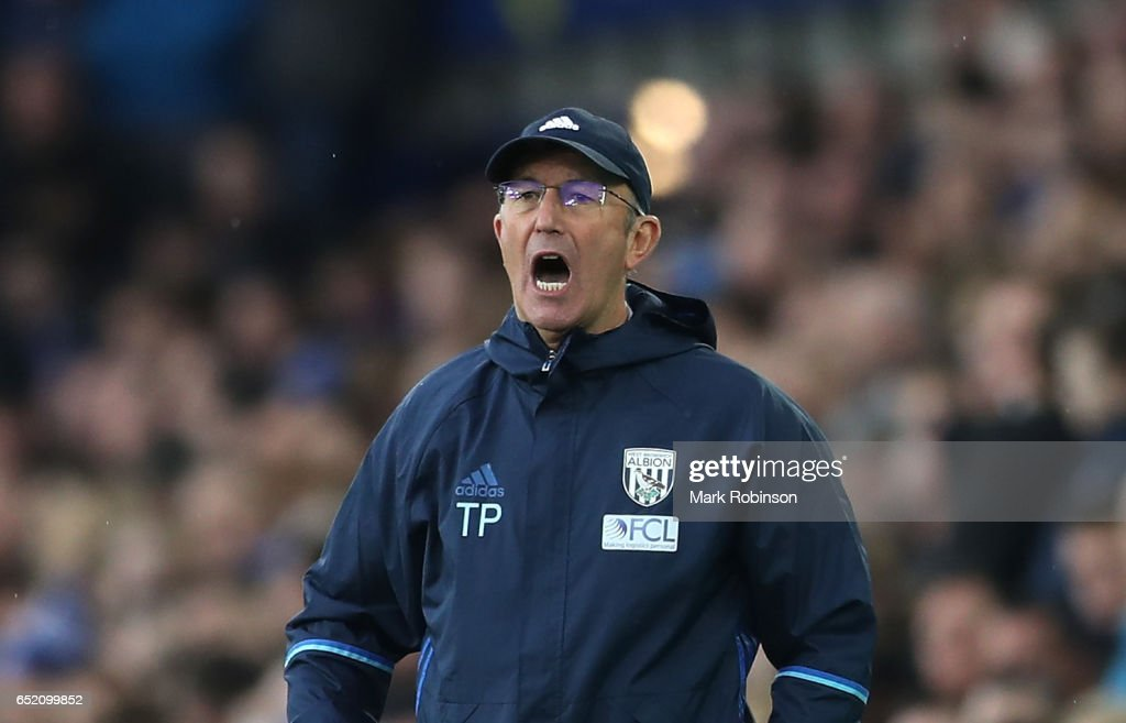 Everton v West Bromwich Albion - Premier League