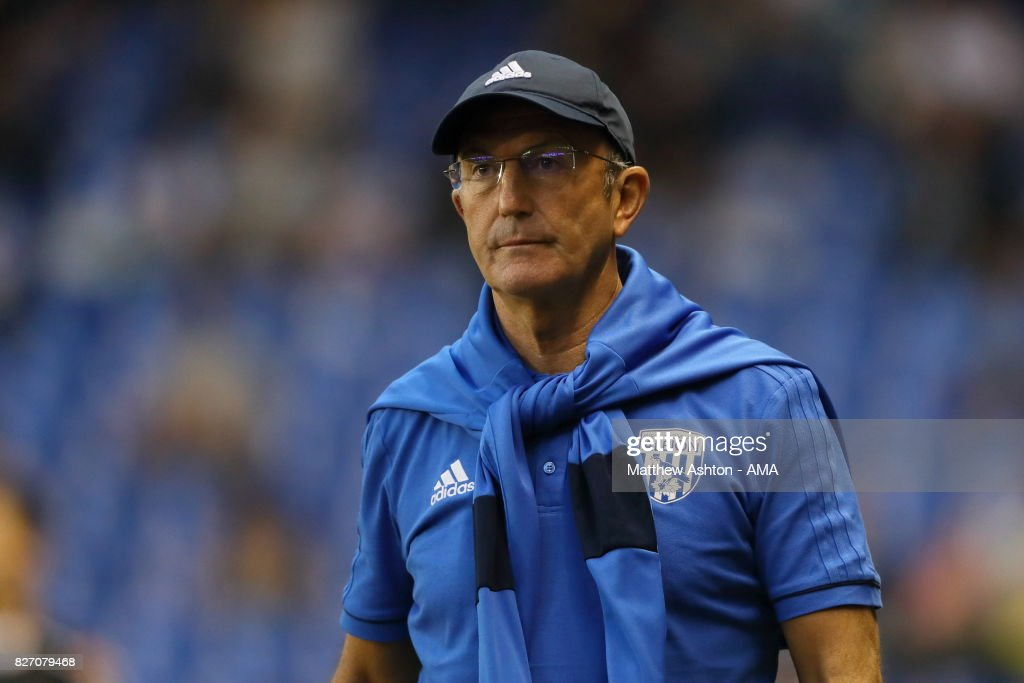 Deportivo de La Coruna v West Bromwich Albion: Pre-Season Friendly