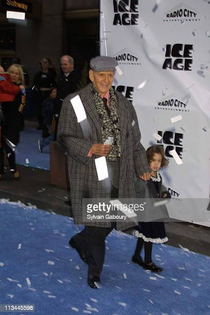 Tony Randall Daughter during Ice Age Premieres at Radio City Music Hall at Radio City Music Hall in New York New York United States
