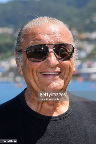 Tony Renis attends 2018 Ischia Global Film Music Fest on July 18 2018 in Ischia Italy
