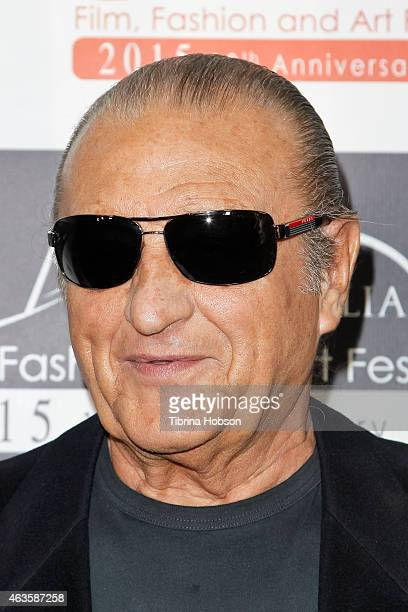 Tony Renis attends the Los Angeles Italia opening gala at TCL Chinese 6 Theatres on February 15 2015 in Hollywood California