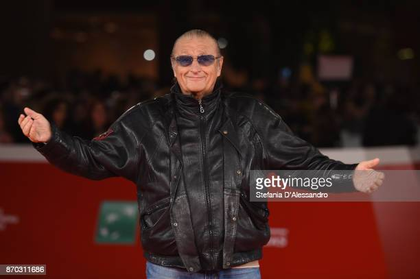 Tony Renis walks a red carpet for 'The Place' during the 12th Rome Film Fest at Auditorium Parco Della Musica on November 4 2017 in Rome Italy