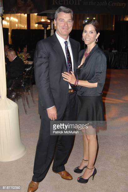 Tony Ressler and Jamie Gertz attend The 25th Annual LACMA Collectors Committee Weekend Collectors Committee Gala Dinner Live Auction and Balloting at...
