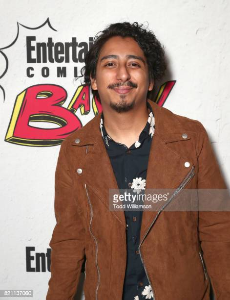 Tony Revolori at Entertainment Weekly's annual ComicCon party in celebration of ComicCon 2017 at Float at Hard Rock Hotel San Diego on July 22 2017...