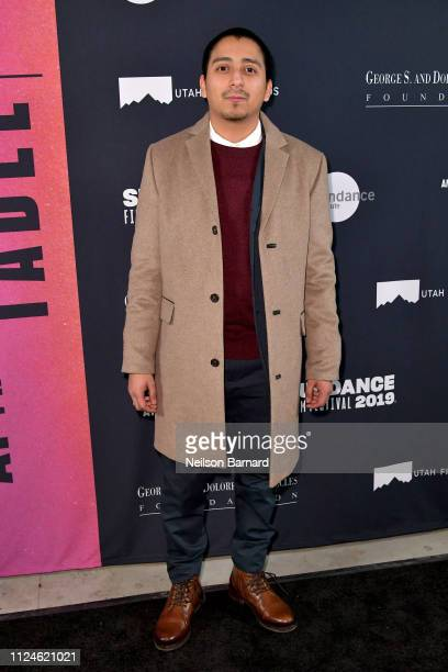 Tony Revolori attends An Artist at the Table Dinner and Program during the 2019 Sundance Film Festival at Utah Film Studios on January 24 2019 in...