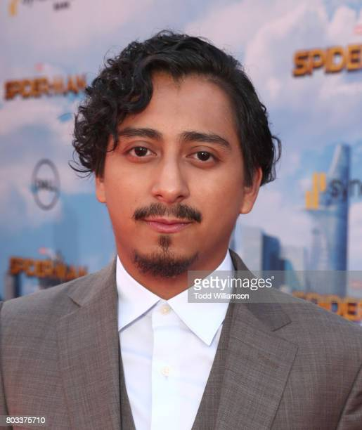 Tony Revolori attends the premiere of Columbia Pictures' 'SpiderMan Homecoming' at TCL Chinese Theatre on June 28 2017 in Hollywood California