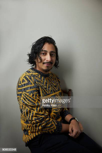 Tony Revolori from the film 'The Long Dumb Road' poses for a portrait at the YouTube x Getty Images Portrait Studio at 2018 Sundance Film Festival on...
