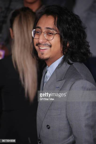 Tony Revolori is seen on May 10 2018 in Los Angeles CA