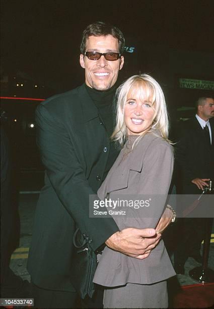 Tony robbins ex wife