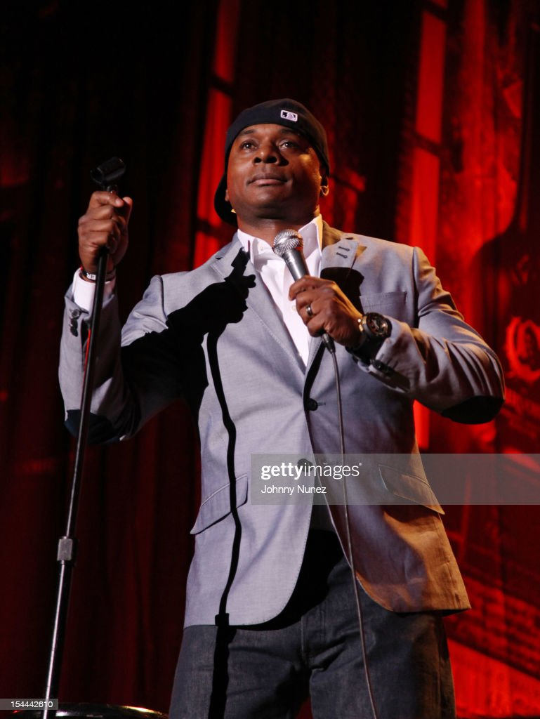 Tony Roberts attends Shaquille O'Neal's All Star Comedy Jam at the Best Buy Theater on October 19, 2012 in New York City.