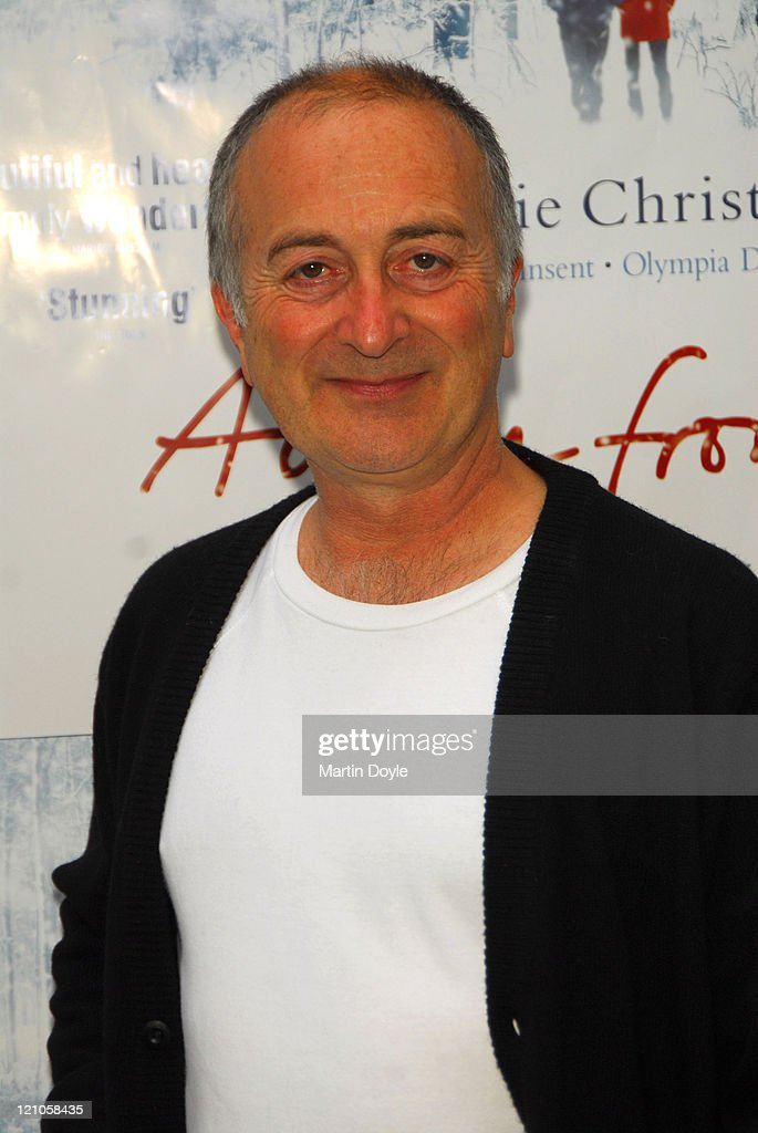 Tony Robinson during 'Away From Her' - Preview Screening Photocall at BFI Southbank in London, Great Britain.