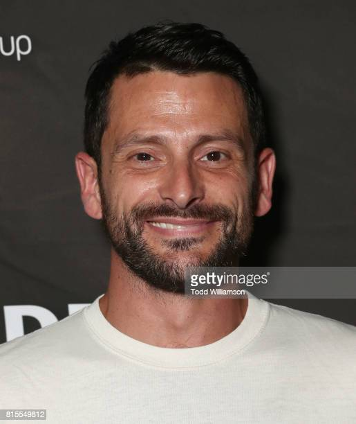 Tony Rodriguez attends the 'EastSiders' Premiere And After Party At Outfest on July 15 2017 in Los Angeles California