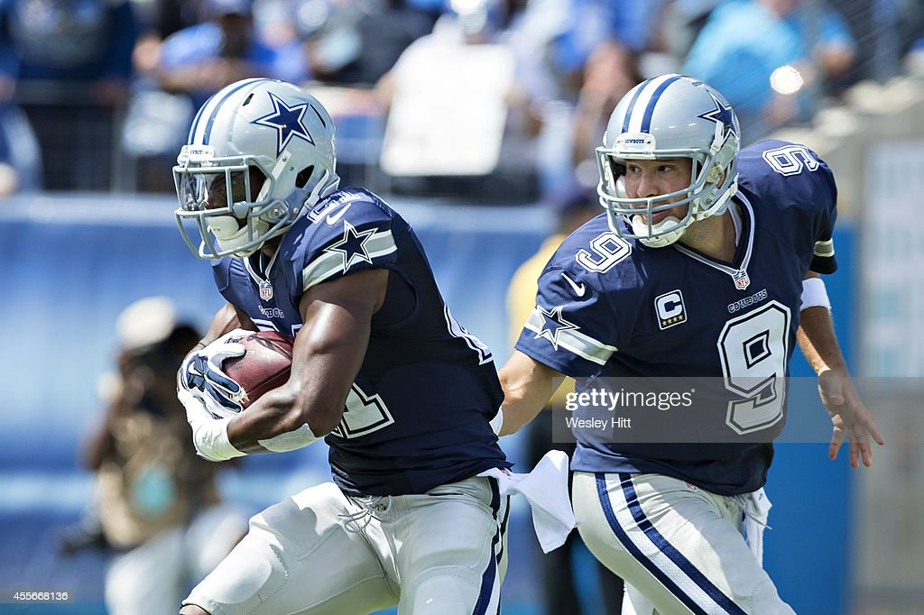 Dallas Cowboys v Tennessee Titans : News Photo