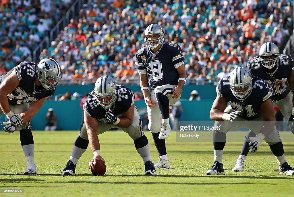 Dallas Cowboys v Miami Dolphins : News Photo