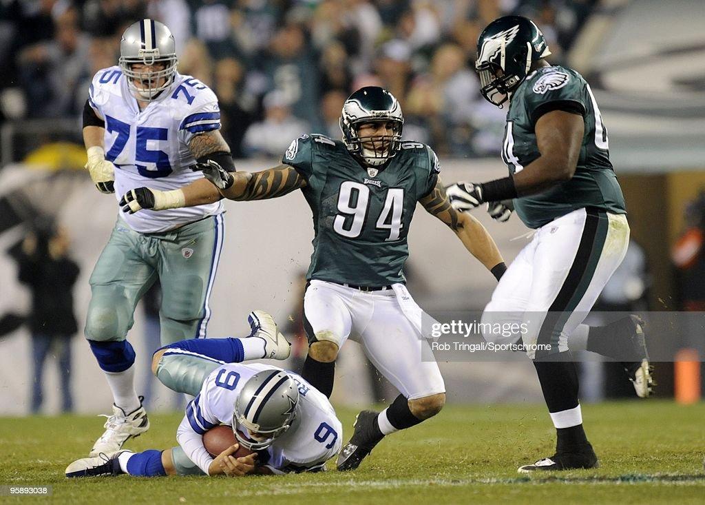 Dallas Cowboys v Philadelphia Eagles : Foto jornalística