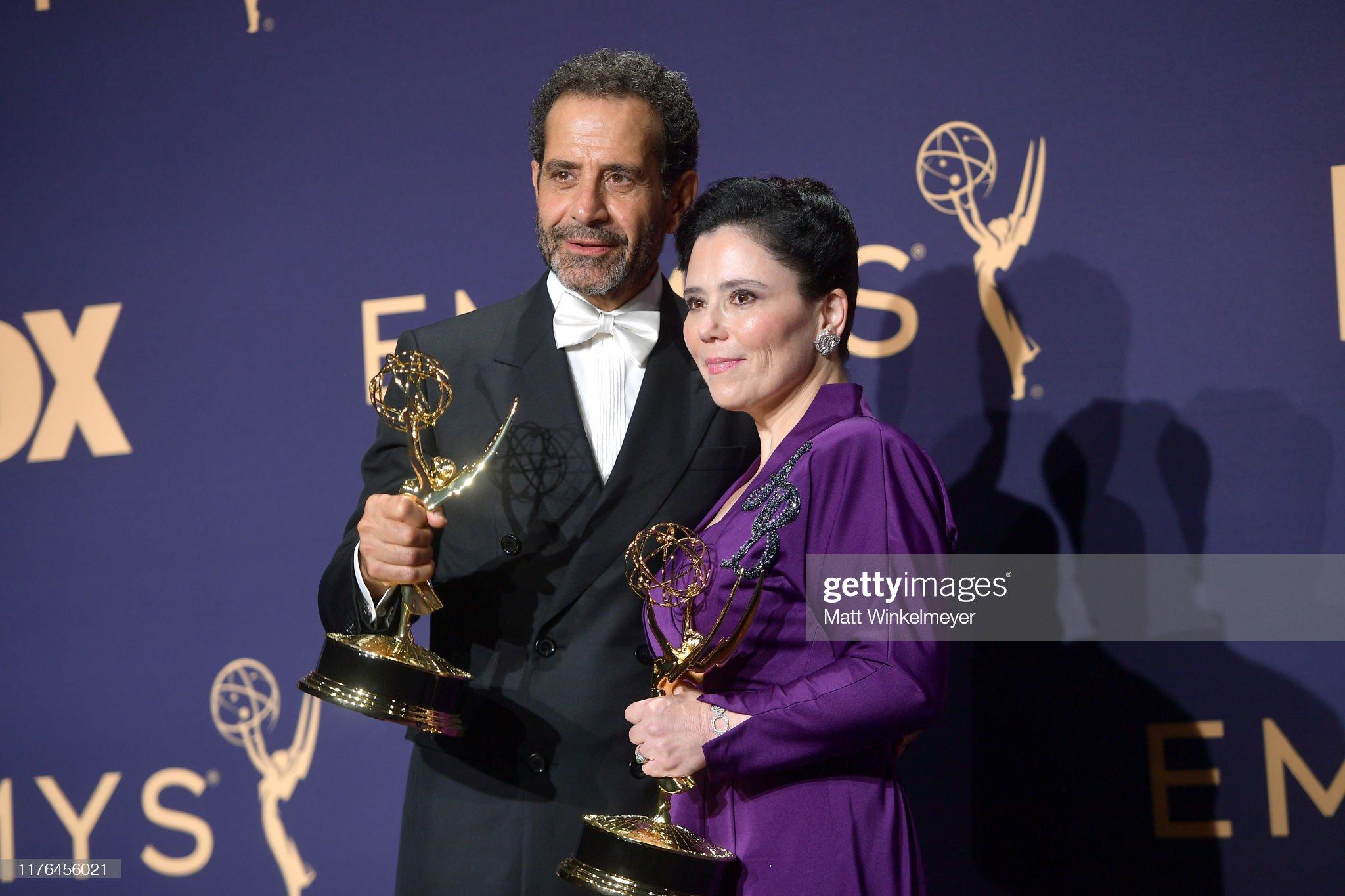 71st Emmy Awards - Press Room : News Photo